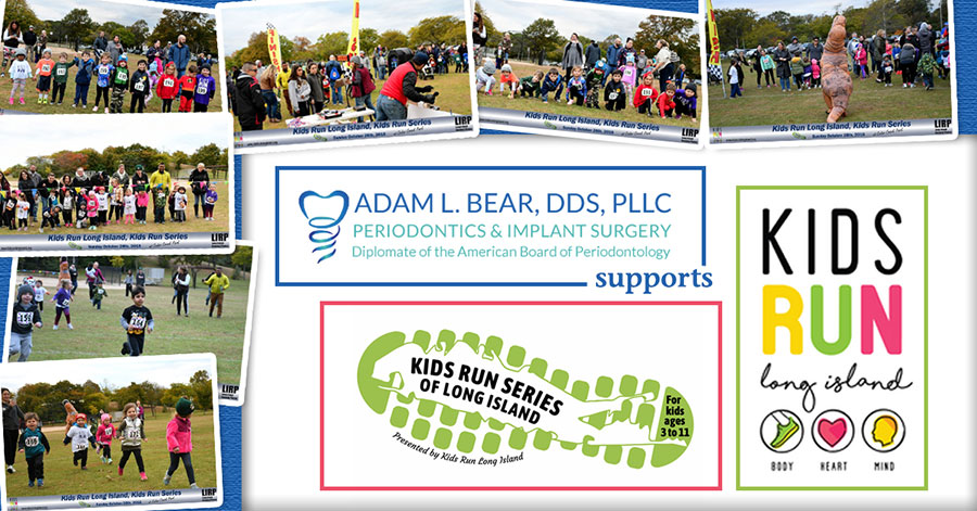 Supporting Kids Run of Long Island